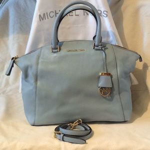 Michael Kor's Riley Large Satchel Handbag
